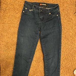 Girls Scissors jeans